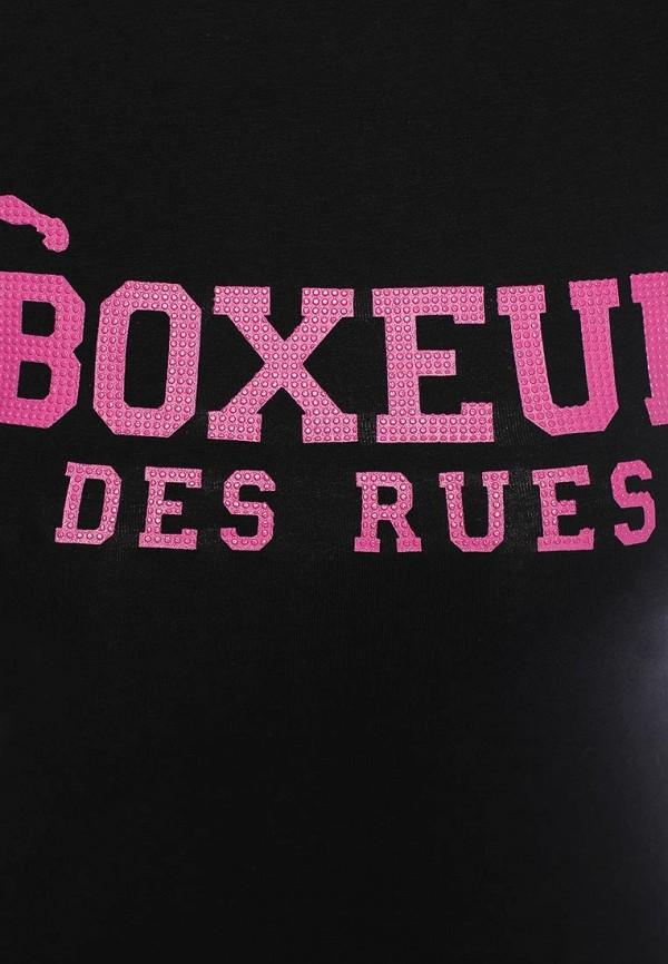 Футболка с надписями Boxeur Des Rues BXE-2444A: изображение 2