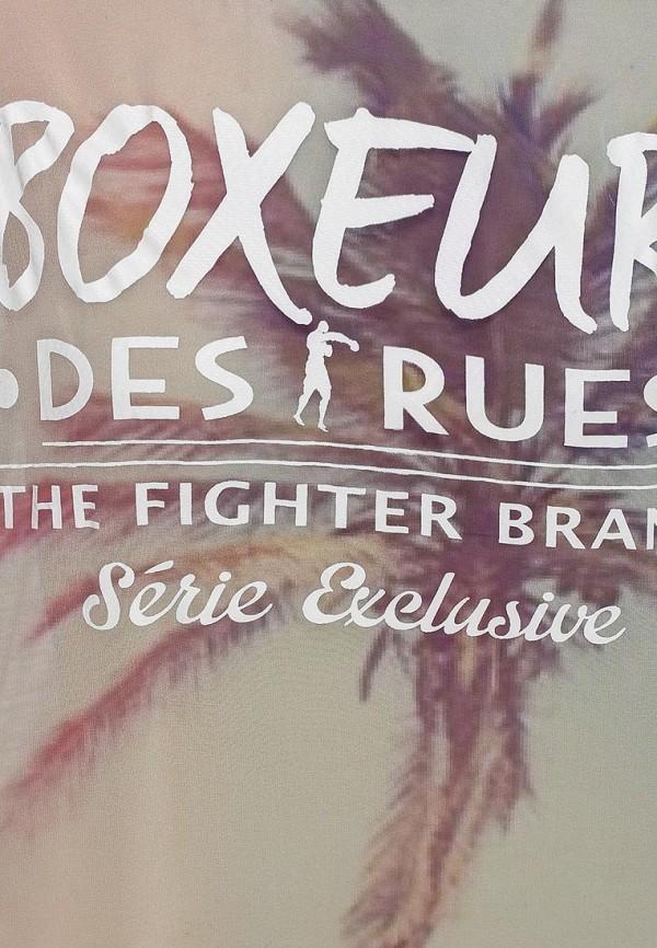 Футболка с надписями Boxeur Des Rues BXE-2462A: изображение 2