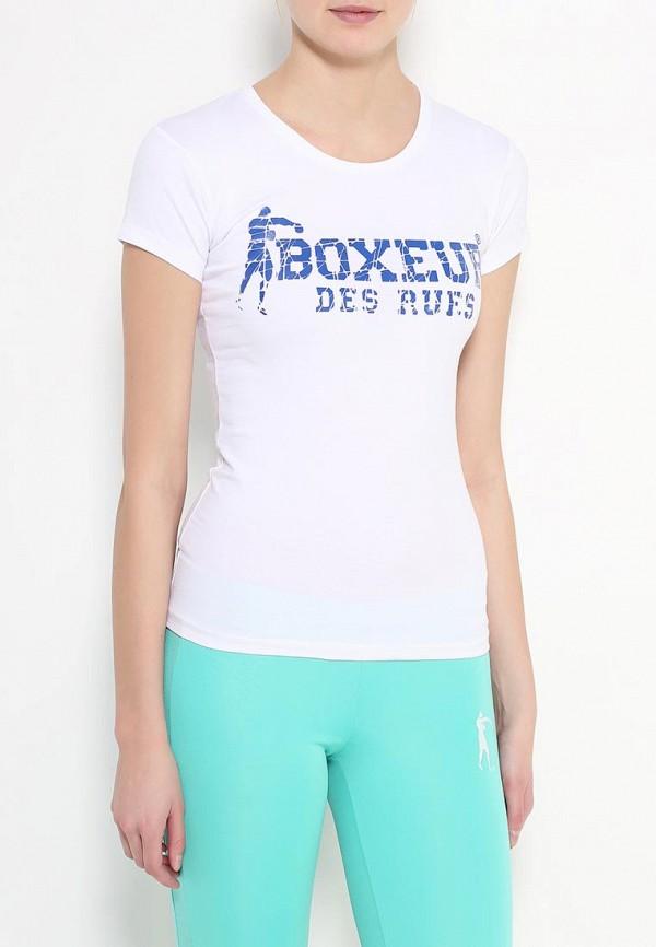 Футболка с надписями Boxeur Des Rues BXE-2604C: изображение 3