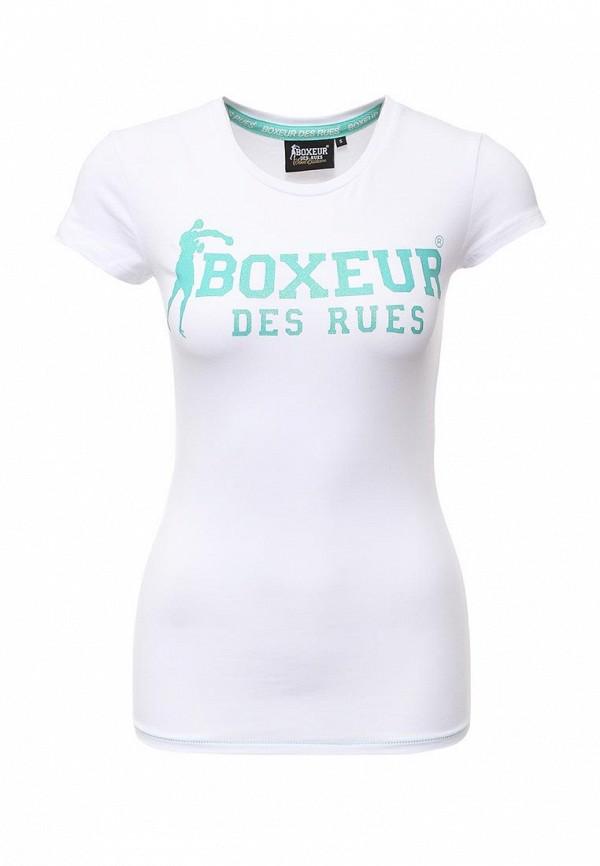 Футболка с надписями Boxeur Des Rues BXE-2608C: изображение 2