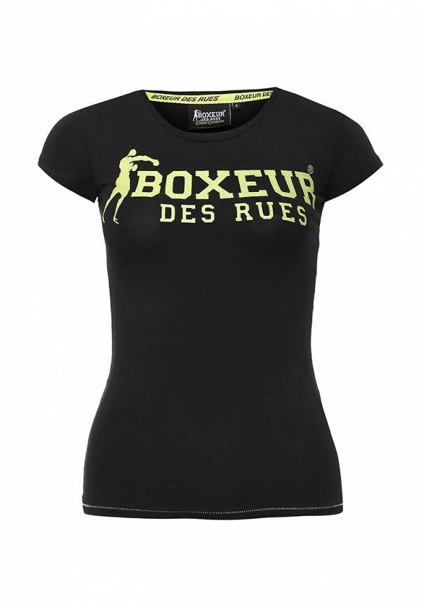 Футболка с надписями Boxeur Des Rues BXE-2608C: изображение 1