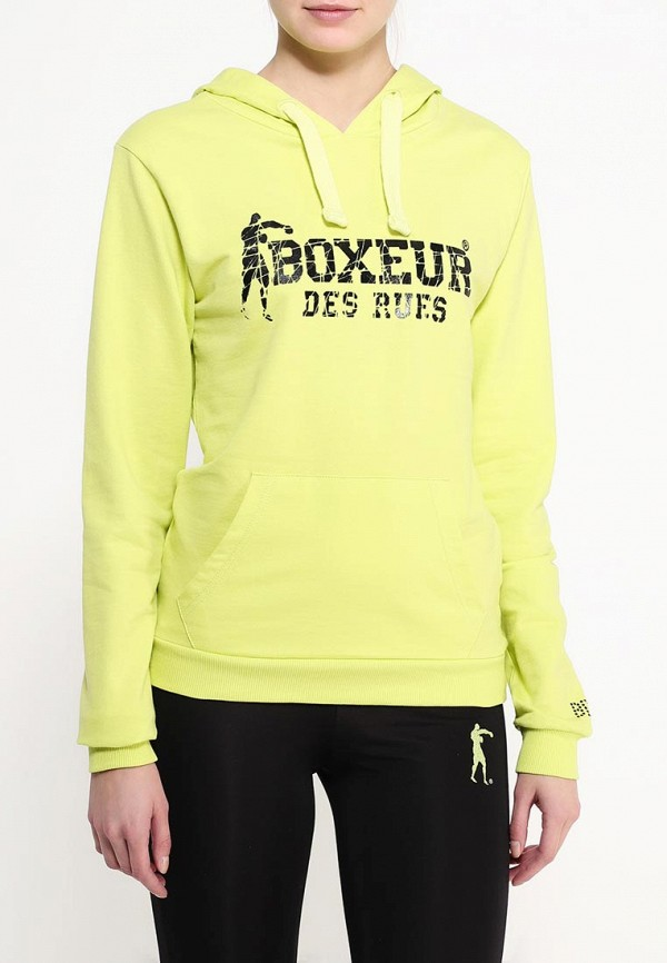 Женские худи Boxeur Des Rues BXE-4573C: изображение 3