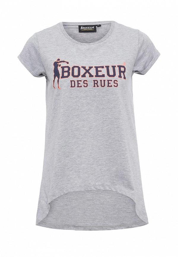 Футболка Boxeur Des Rues Boxeur Des Rues BO030EWRIL20 boxeur des rues boxeur des rues bo030ewidw57