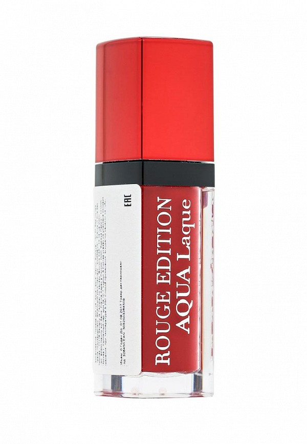 Помада Bourjois Для губ AQUA LAQUE Тон 05 red my lips