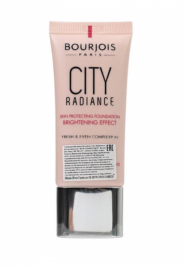 Тональный крем Bourjois City Radiance Тон 03 30 мл