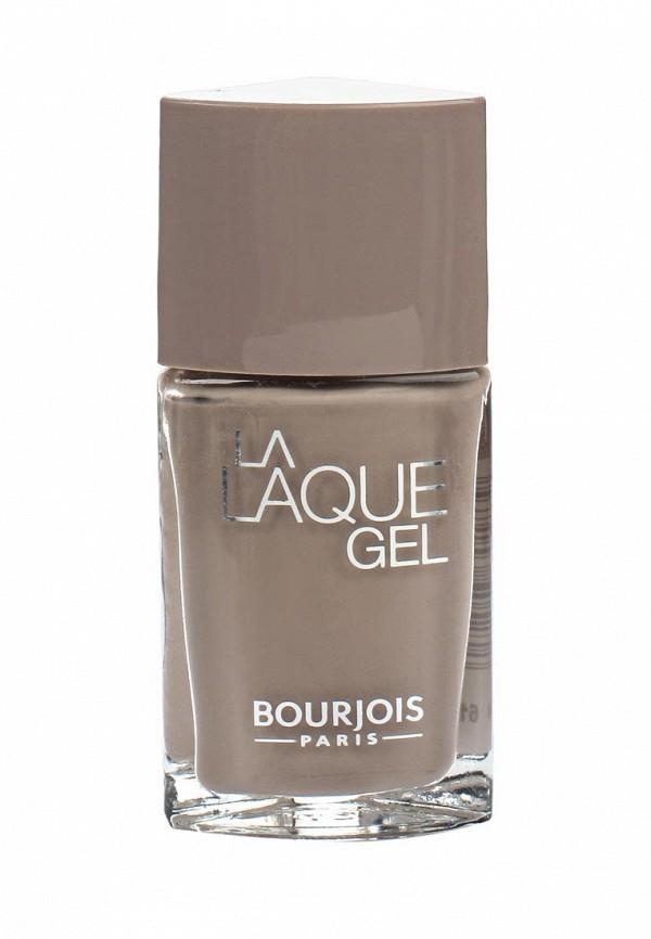 Купить Гель-лак для ногтей Bourjois, La Laque Gel Тон 18, BO031LWSDM39, бежевый, Весна-лето 2018