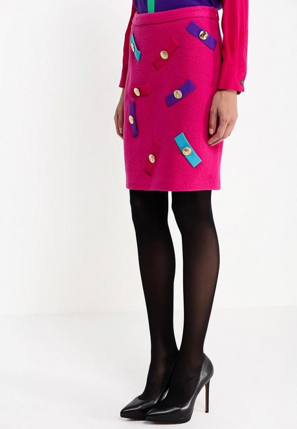 Миди-юбка Boutique Moschino A010258191216: изображение 2