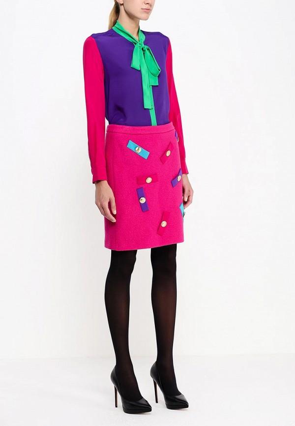 Миди-юбка Boutique Moschino A010258191216: изображение 3