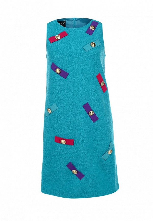 Платье-миди Boutique Moschino A045558191368