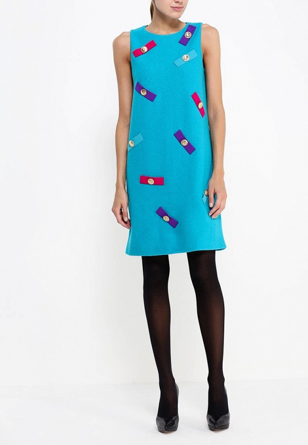Платье-миди Boutique Moschino A045558191368: изображение 3