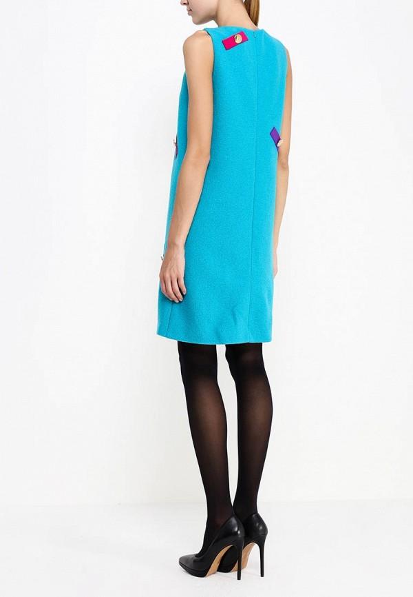 Платье-миди Boutique Moschino A045558191368: изображение 4