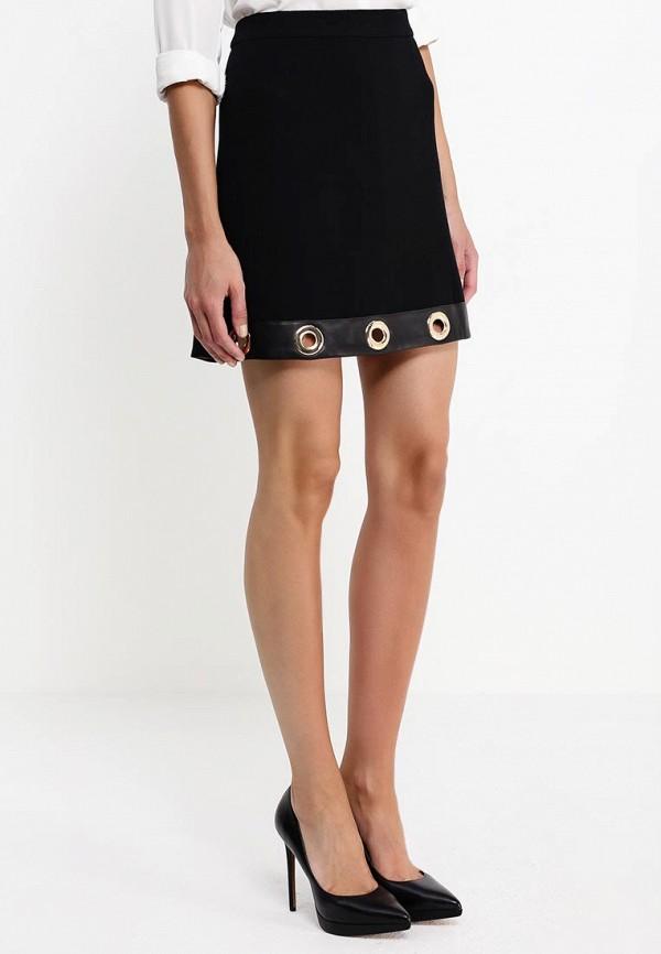 Мини-юбка Boutique Moschino A01195823555: изображение 2