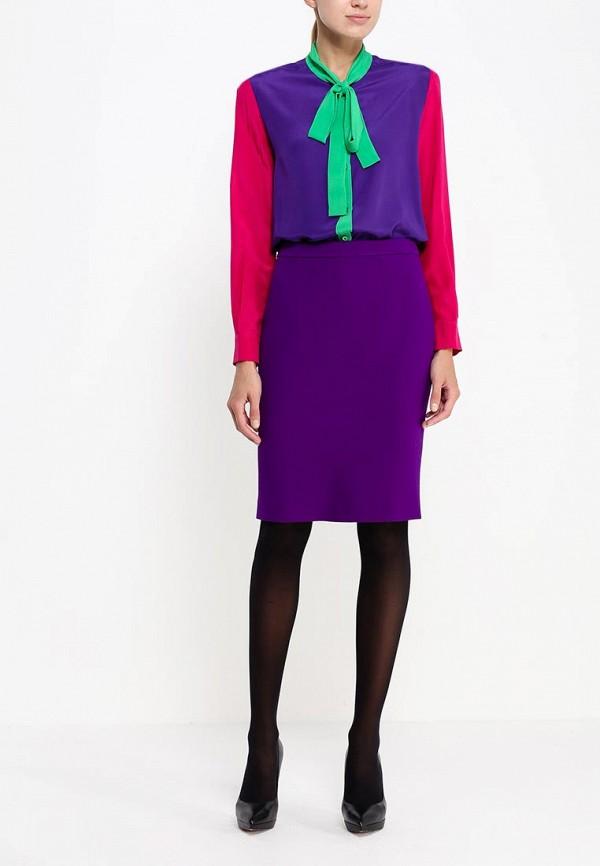 Прямая юбка Boutique Moschino A01185823269: изображение 3