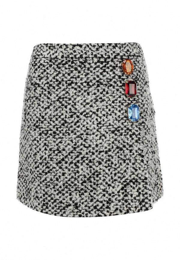 Прямая юбка Boutique Moschino A011558181002: изображение 1