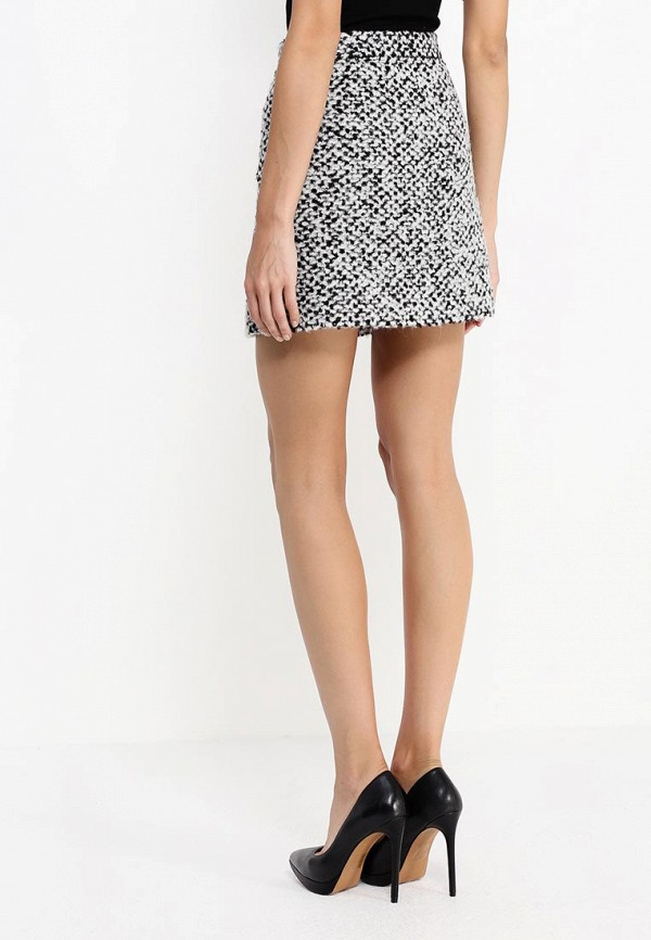 Прямая юбка Boutique Moschino A011558181002: изображение 4