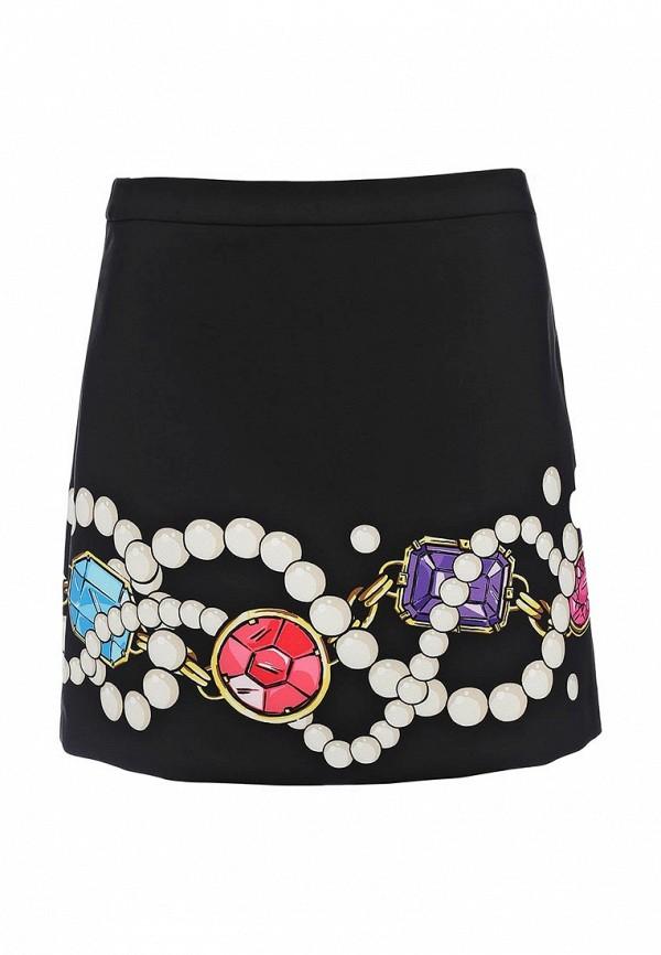 Широкая юбка Boutique Moschino J010458341555: изображение 1