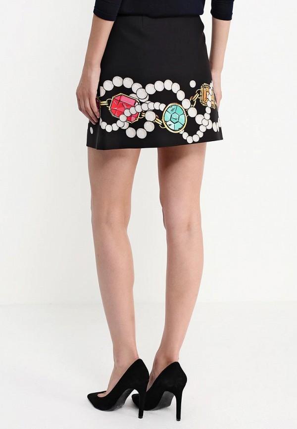 Широкая юбка Boutique Moschino J010458341555: изображение 4