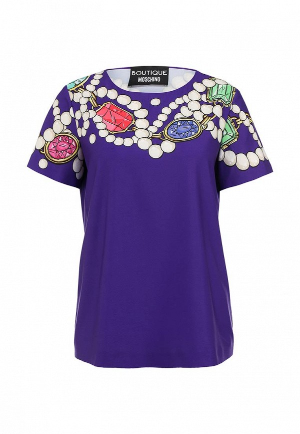 Блуза Boutique Moschino A021158341269: изображение 1
