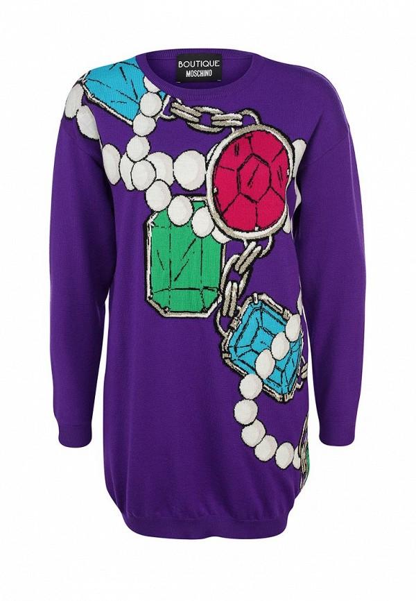 Платье-мини Boutique Moschino A048758002269: изображение 1