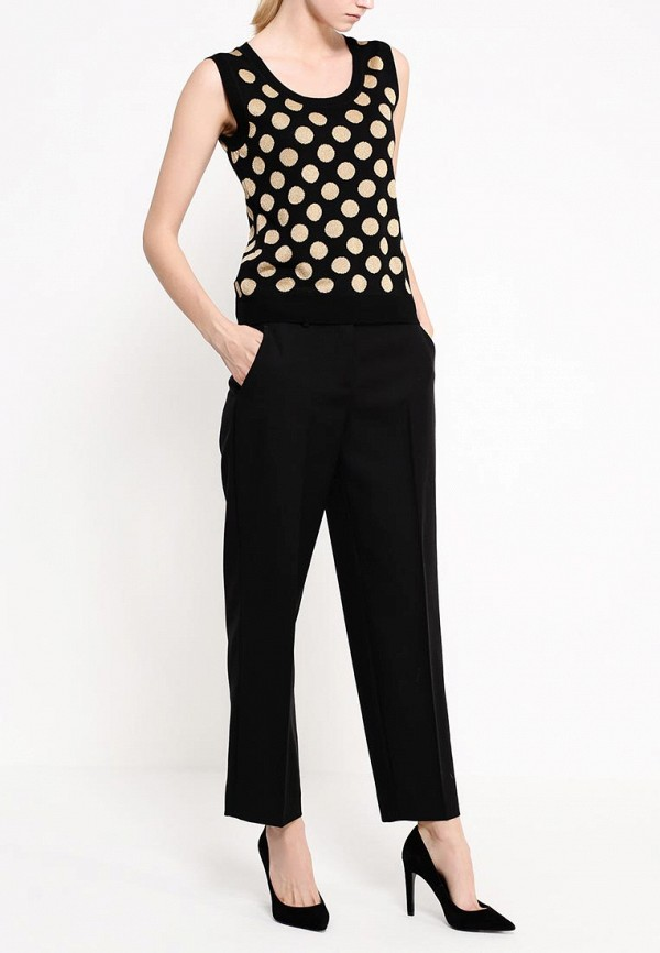 Женские классические брюки Boutique Moschino A03066118555: изображение 3