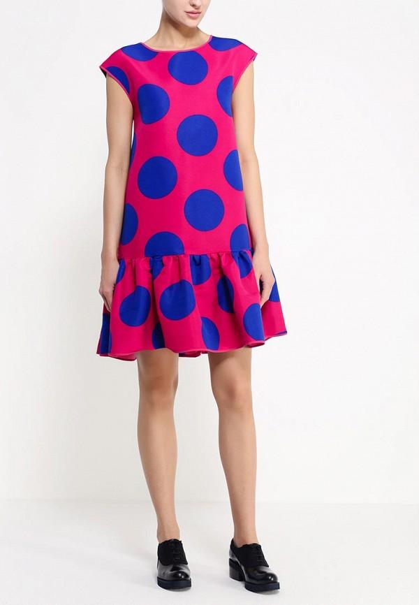 Платье-миди Boutique Moschino A040261511216: изображение 3