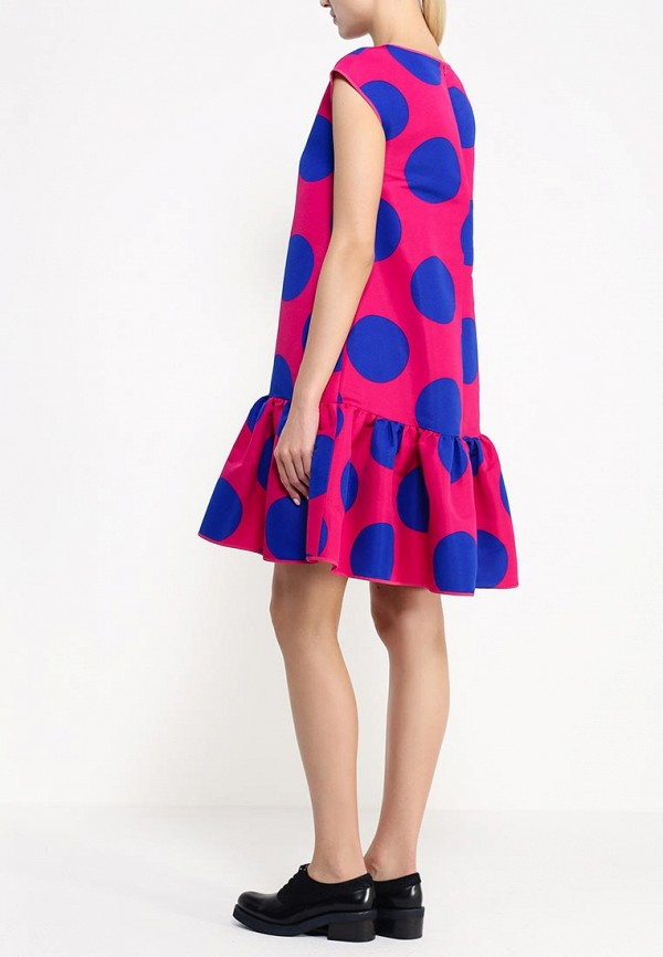 Платье-миди Boutique Moschino A040261511216: изображение 4