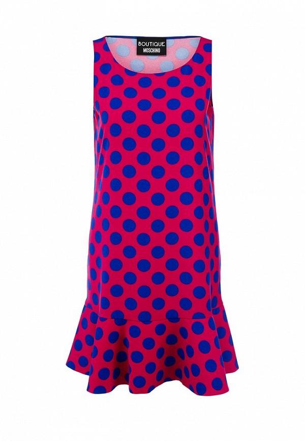 Платье-мини Boutique Moschino A040661521216: изображение 1