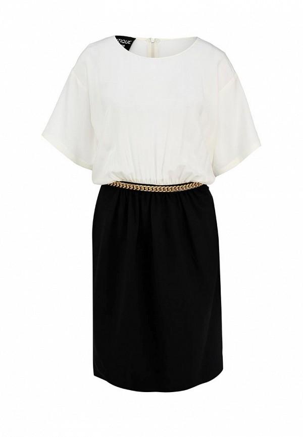 Платье Boutique Moschino Boutique Moschino BO036EWFKL27