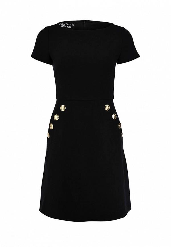 Платье-миди Boutique Moschino A04476123555: изображение 1