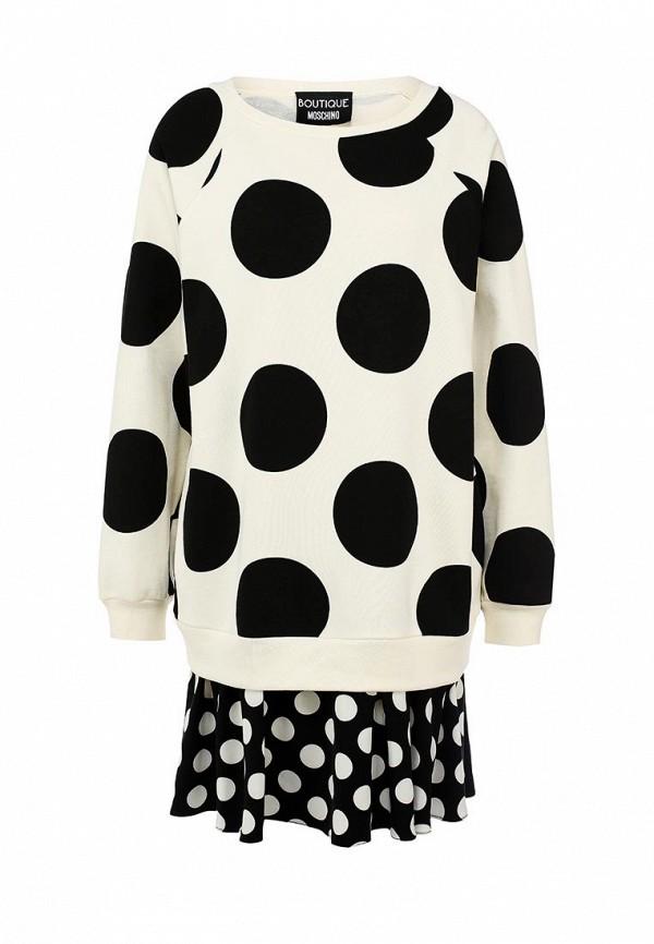 Платье-мини Boutique Moschino A044861251003: изображение 1