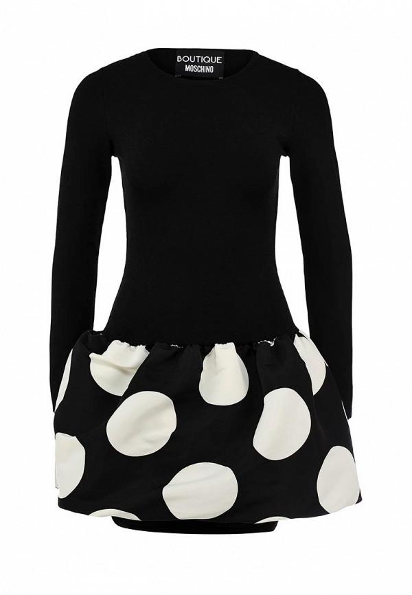 Платье-мини Boutique Moschino A04826101555: изображение 1