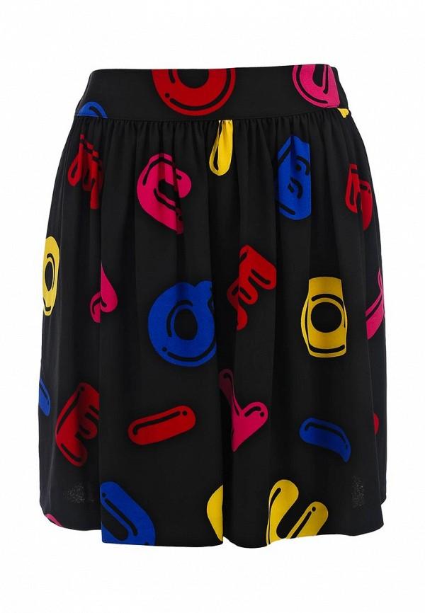 Широкая юбка Boutique Moschino B010187501555