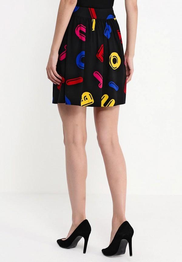 Широкая юбка Boutique Moschino B010187501555: изображение 4