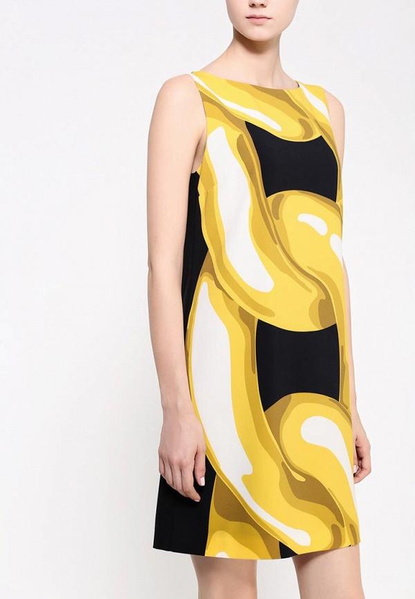 Платье-миди Boutique Moschino B040387171555: изображение 2
