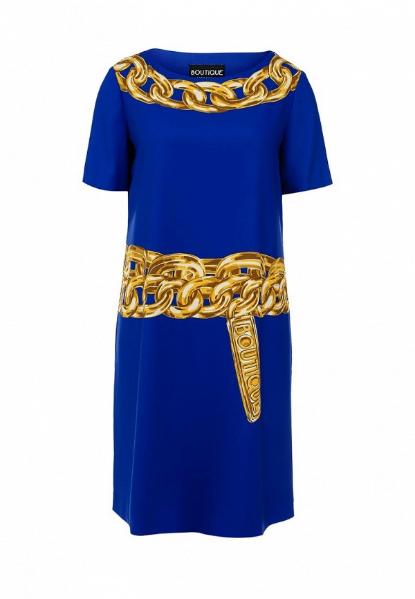 Платье-миди Boutique Moschino B040587171296: изображение 1