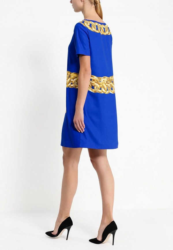 Платье-миди Boutique Moschino B040587171296: изображение 7