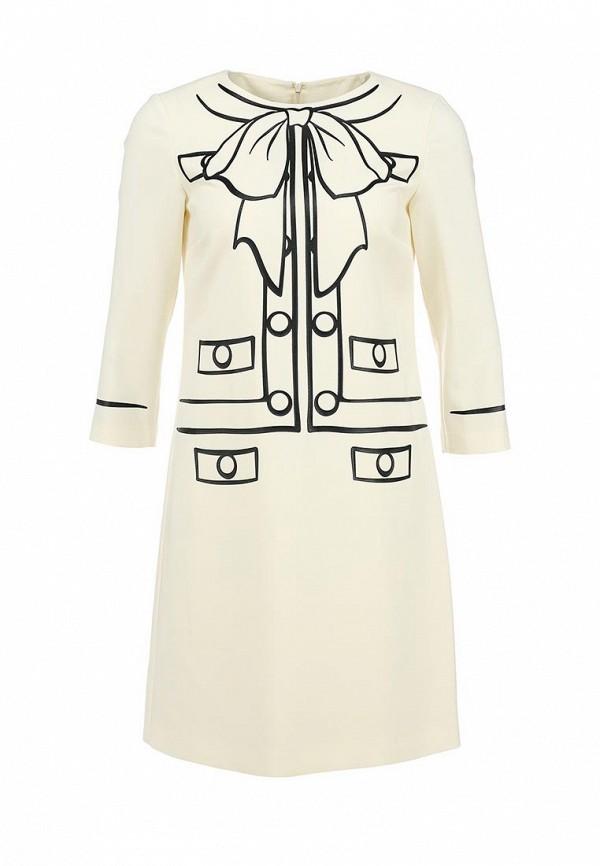 Платье-миди Boutique Moschino B041087171003: изображение 1