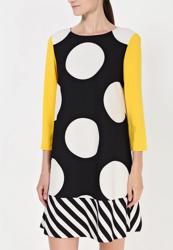 Платье-мини Boutique Moschino B041487171555: изображение 2
