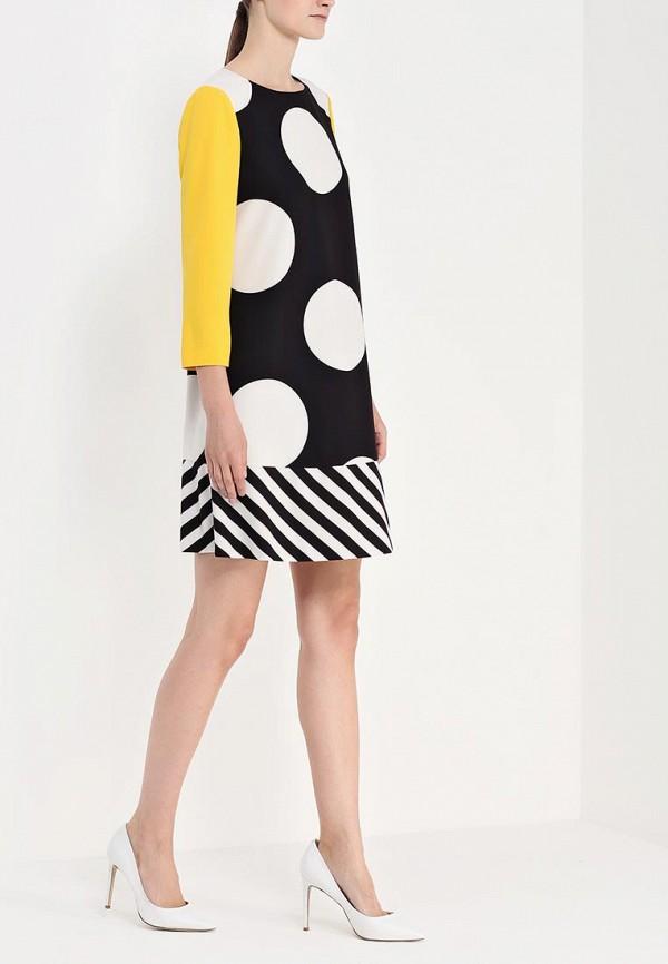 Платье-мини Boutique Moschino B041487171555: изображение 3