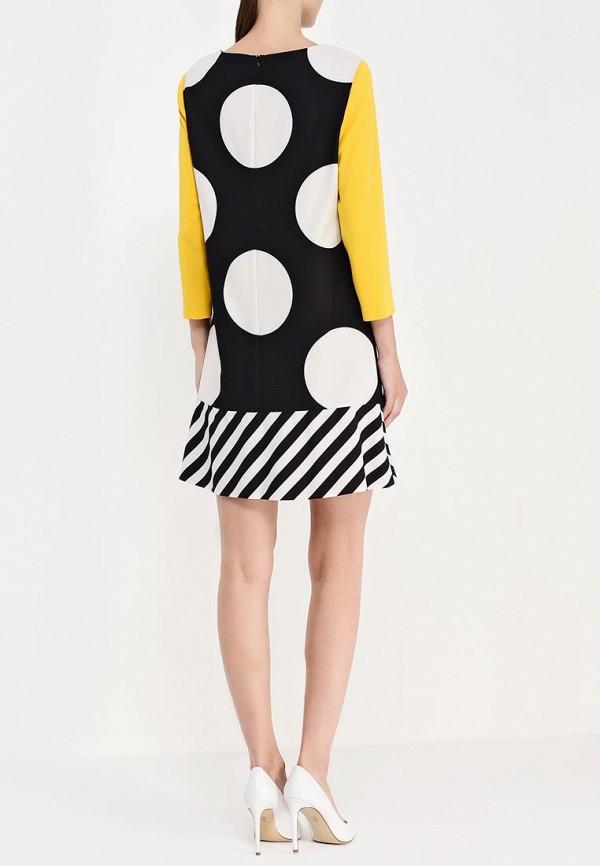 Платье-мини Boutique Moschino B041487171555: изображение 4