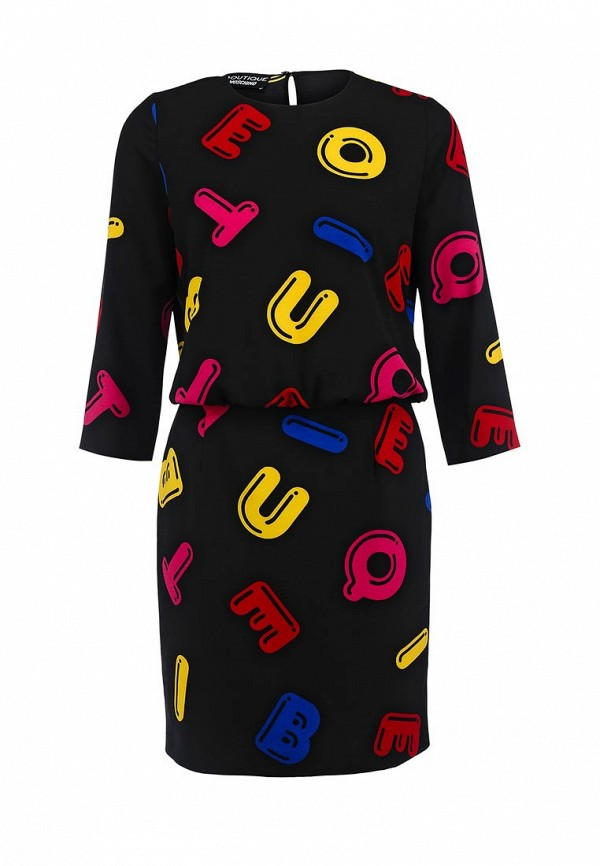 Платье-миди Boutique Moschino B041787501555: изображение 1