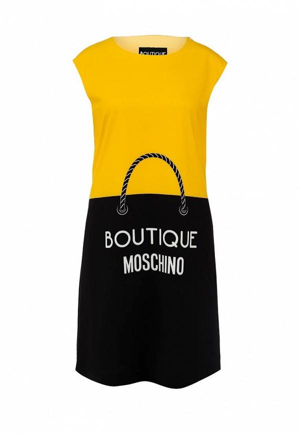 Платье-миди Boutique Moschino B042087171029: изображение 1
