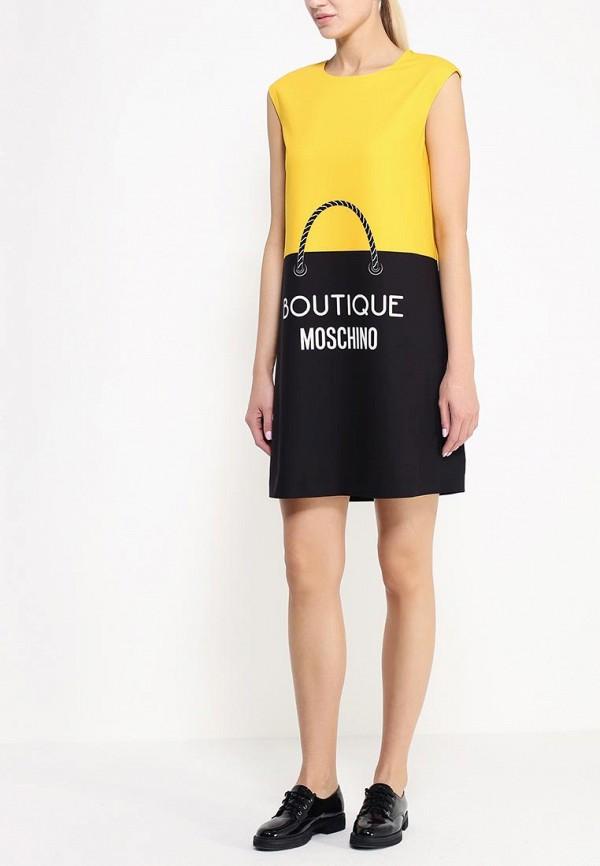 Платье-миди Boutique Moschino B042087171029: изображение 3
