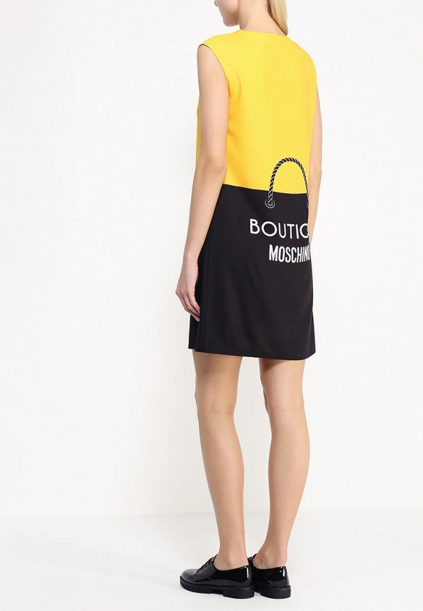 Платье-миди Boutique Moschino B042087171029: изображение 4