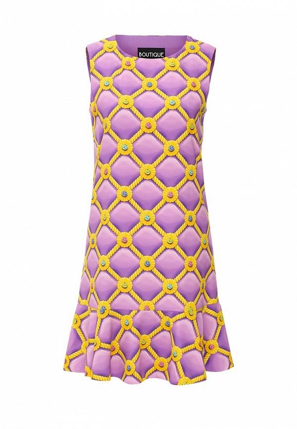 Платье Boutique Moschino Boutique Moschino BO036EWHAH39