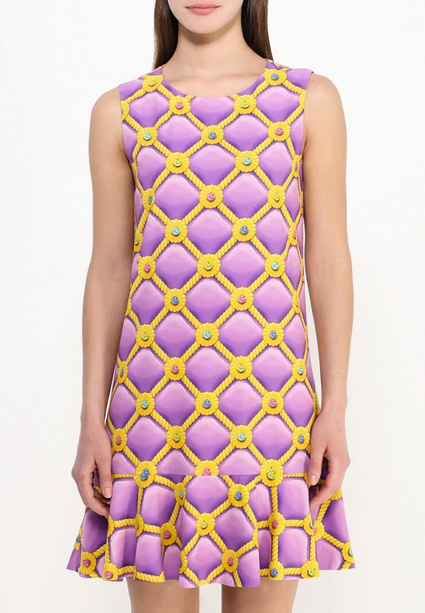 Платье-миди Boutique Moschino A04121134: изображение 3