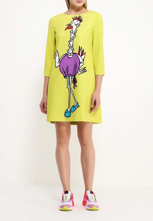 Платье-миди Boutique Moschino A04031134: изображение 3