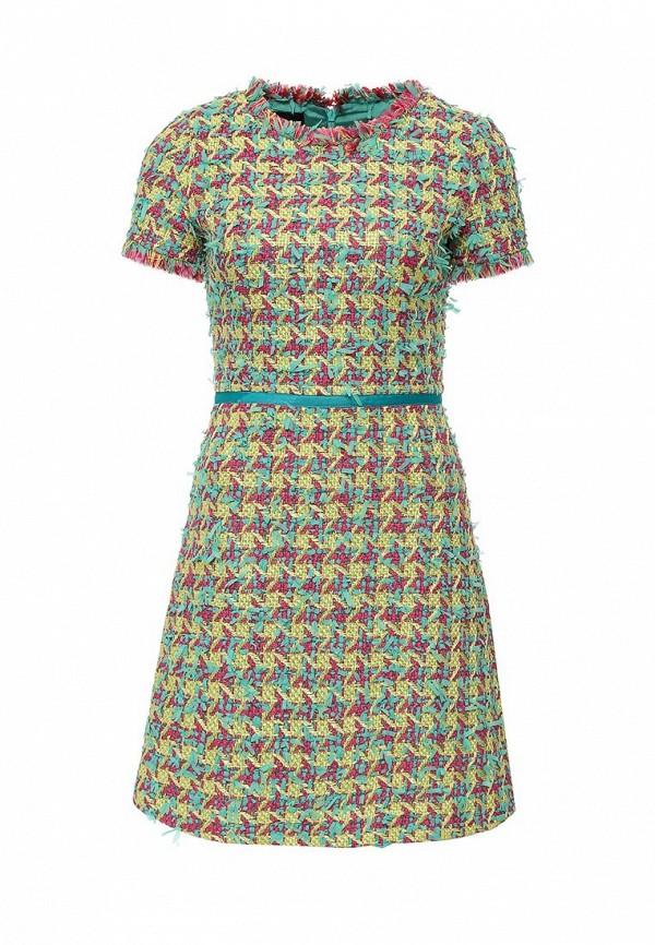 Платье-миди Boutique Moschino A04251115: изображение 1