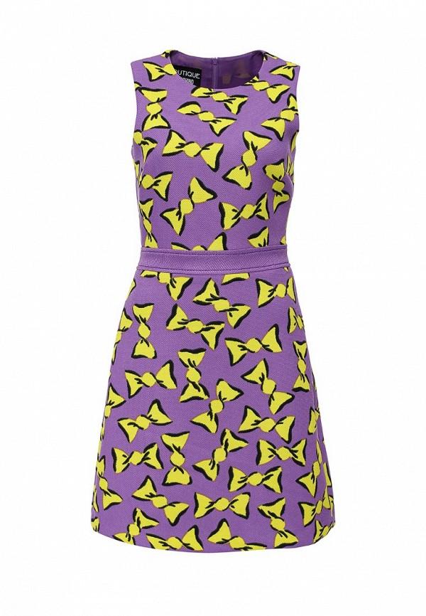 Платье-миди Boutique Moschino A04451151: изображение 1