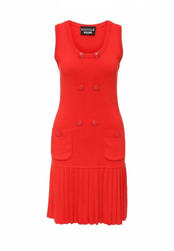 Платье-миди Boutique Moschino J04811101
